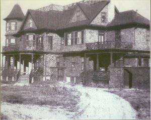 Vintage image of Sarah J. Eddy House