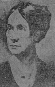 Image of Dix from a newspaper clipping