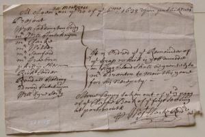 Hog Island Hay Document