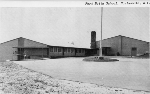 Ft. Butts School (Before it was the High School)