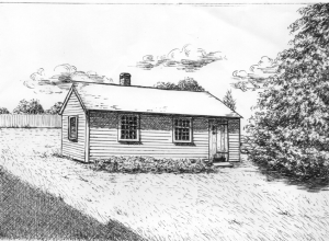 Southermost School sketch