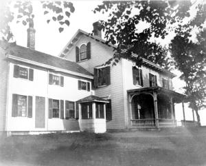 Leonard Brown House 1920