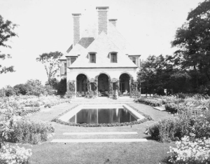 Mrs. Taylor's Manor House