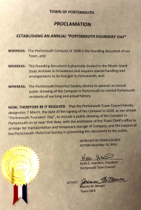Founders' Day Proclamation 12-14-15a